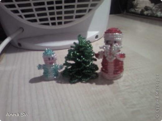 Дед мороз, снегурочка, ёлочка фото 1