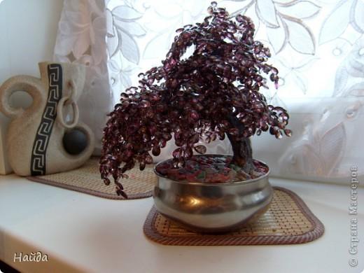 Бисероплетение мастер класс королевская роскошь деревья