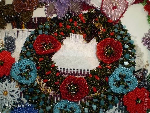 """Фотоальбом """"Бисер 2011"""" выставка г.Киев фото 10"""