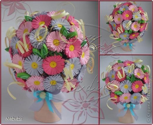Букетик 1 (56 цветочков) фото 1