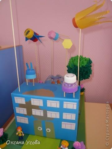 Проект детского сада будущего ко дню космонавтики для занятия.  фото 2