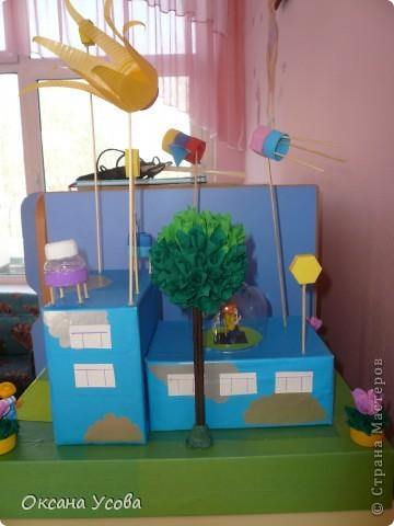 Проект детского сада будущего ко дню космонавтики для занятия.  фото 3