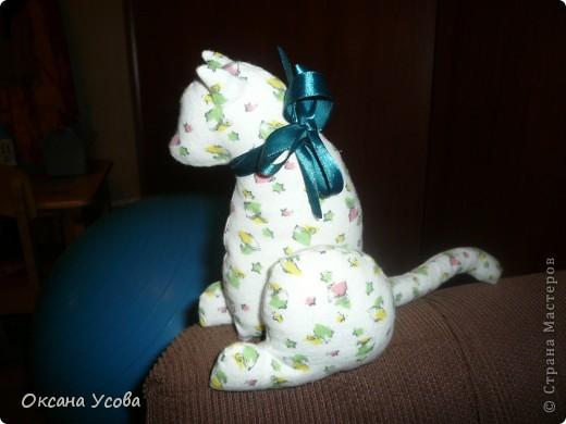 Фланелевый котёнок. Ароматизирован лавандой