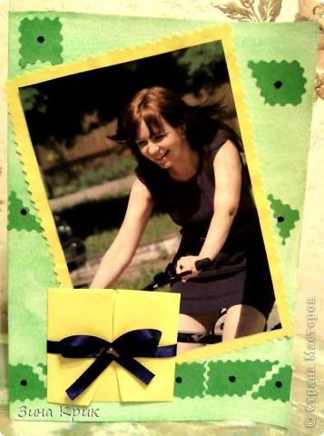 Открытка для любимой подруги Машки.  фото 1