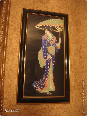 """Здравствуйте. Представляю Вам работы моей родственницы из соломы и лент для цветов. Работы выполнены в технике """"Мозаика"""". Это все вместе фото 4"""