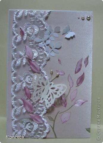 Розовая нежность фото 1