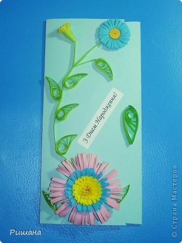 Цветочный конверт! фото 1