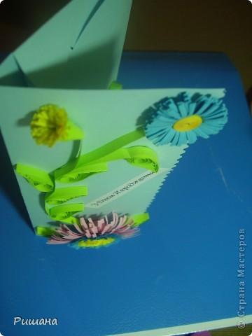 Цветочный конверт! фото 2
