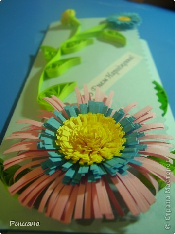 Цветочный конверт! фото 3