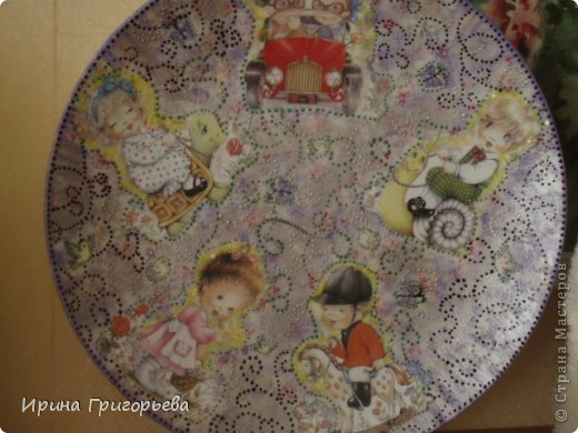 Тарелки @ Детские фото 3