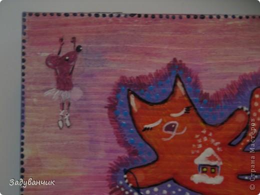 Вот он, рыжий, но совсем не наглый кот! )) фото 9