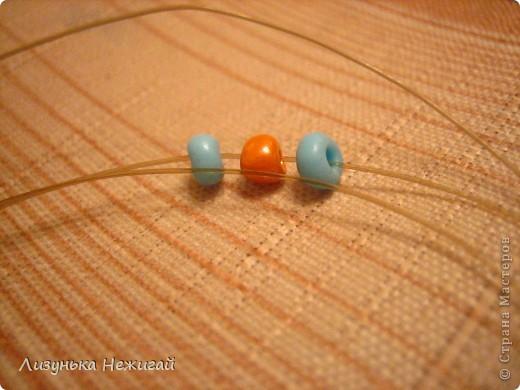браслетик очень очень просто плетется фото 3