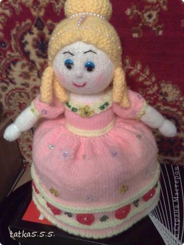 Куколка Золушка на балу фото 1