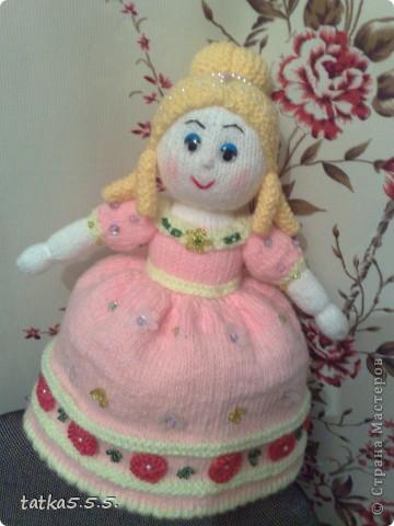 Куколка Золушка на балу фото 5