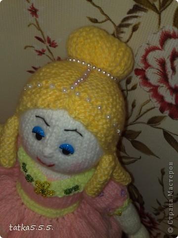 Куколка Золушка на балу фото 6