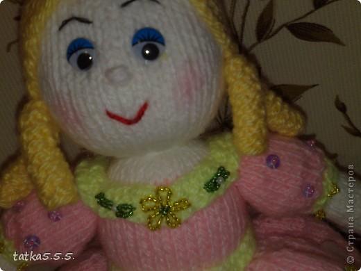 Куколка Золушка на балу фото 2