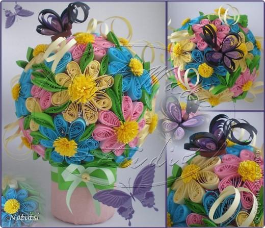Букетик 1 (56 цветочков) фото 3