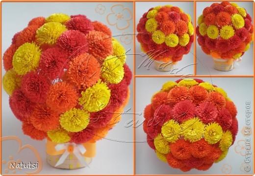 Букетик 1 (56 цветочков) фото 4