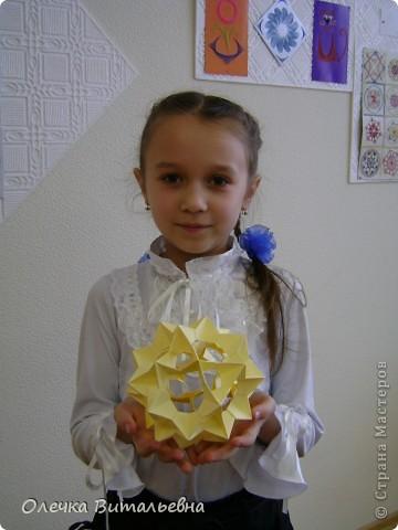 """Здравствуйте! Разрешите представить вам  одно из занятий  кружка """"Оригами"""". Сегодня идет распределение по группам. Ребята очень стараются.  фото 6"""
