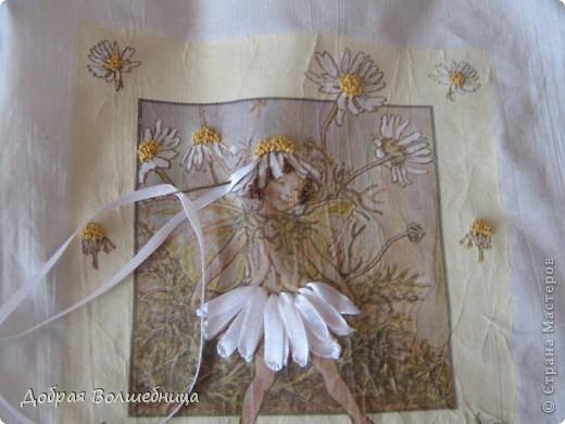Недавно я для себя открыла новое и приятное творчество: вышивка по декупажу. Это легко, приятно и быстро. А результат очень радует эффектным видом. фото 11