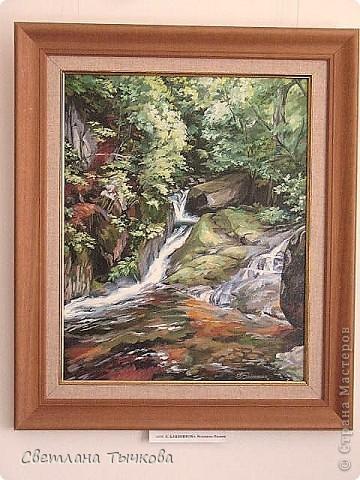 Живопись,живопись...и кое-что из дерева. фото 14