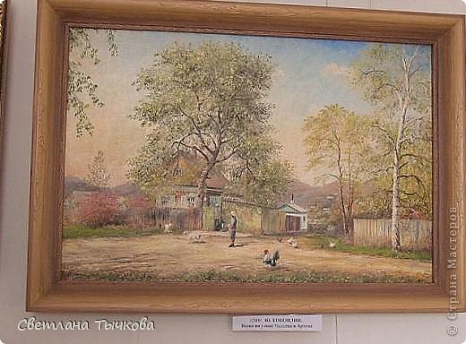 Живопись,живопись...и кое-что из дерева. фото 12