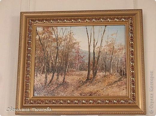Живопись,живопись...и кое-что из дерева. фото 10