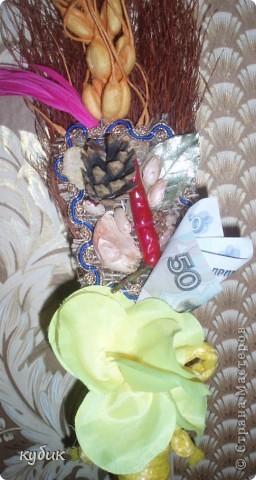 вот такие подарки обереги я сделала для моих родных женщин:)) фото 4