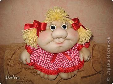 эта кукла сшита на заказ фото 3