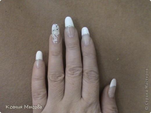 Белый цветок. фото 3