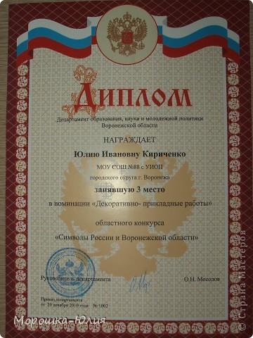 Герб города Воронеж фото 7