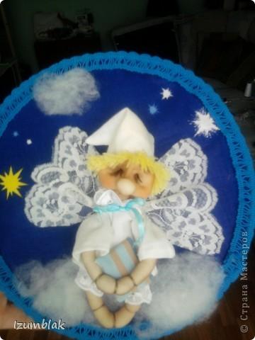 Моя первая кукла - Луша, рост - 48 см, сделана по МК pawy, за что ей огромное спасибо. фото 7