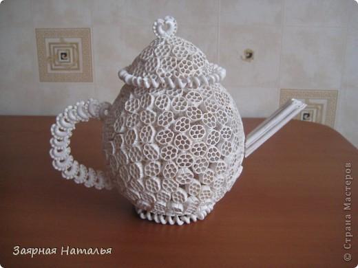 Вот наконец закончила свой чайный сервиз! Решила попробовать сделать для Вас МК! Не судите строго у меня это первый МК. Идея возникла когда увидела вот здесь - http://stranamasterov.ru/node/54865 фото 13