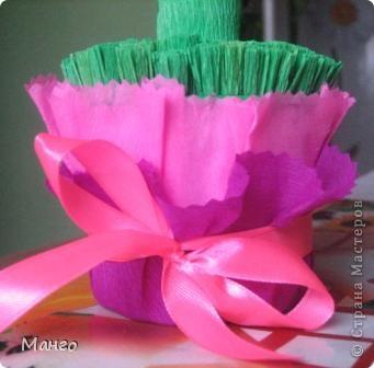 Вот мое розовое дерево. Спасибо всем мастерицам, которые вдохновили меня на это дерево! фото 3