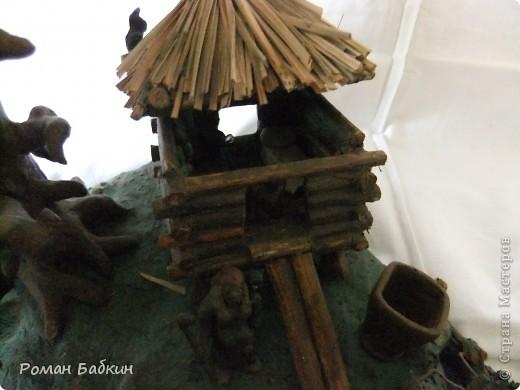 Подворье Бабы Яги фото 5