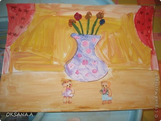 Вот такие поделки на конкурс в детский садик сделала моя старшая дочка Валерия. фото 3