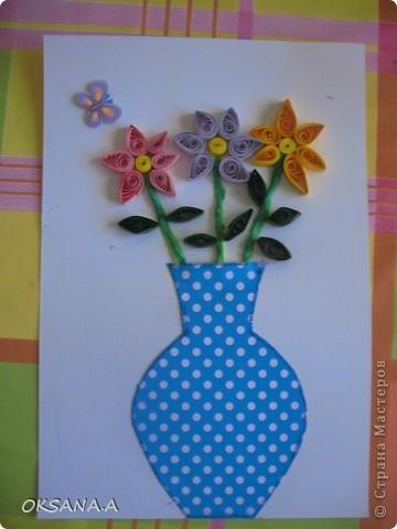 Вот такие поделки на конкурс в детский садик сделала моя старшая дочка Валерия. фото 1