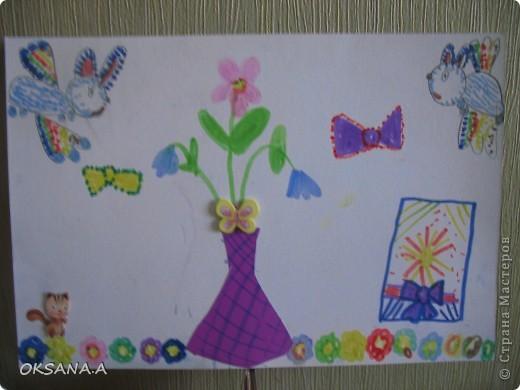 Вот такие поделки на конкурс в детский садик сделала моя старшая дочка Валерия. фото 2