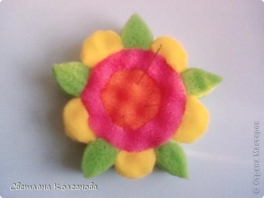 Поделки из губки для цветов