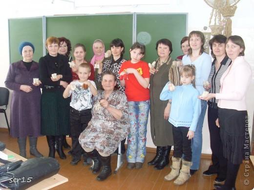"""13 марта я ходил с мамой на мастер-класс по валянию валенок. Называется клуб лоскутного шитья """"Истоки"""".  фото 8"""