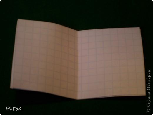 """Вот такие чёрно-белые блокнотики """"Зебра"""" и """"Далматинец"""" у меня получились. Просто у меня принтер только чёрно-белый. фото 2"""