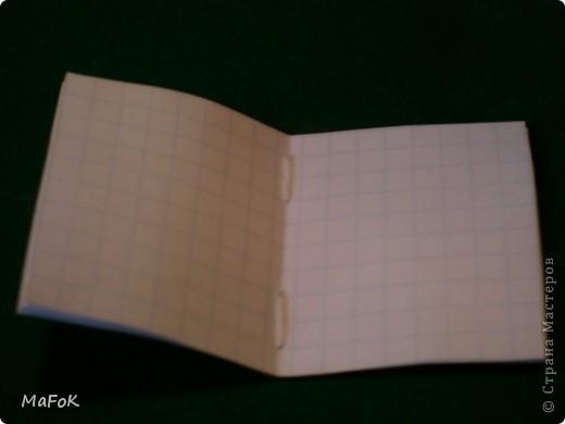 """Вот такие чёрно-белые блокнотики """"Зебра"""" и """"Далматинец"""" у меня получились. Просто у меня принтер только чёрно-белый. фото 3"""
