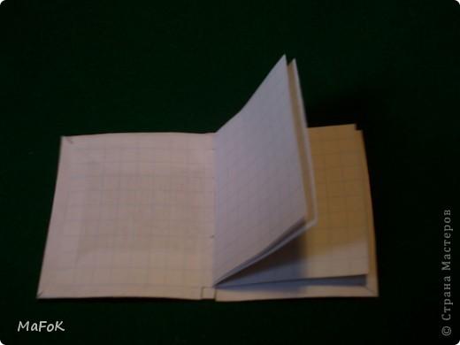 """Вот такие чёрно-белые блокнотики """"Зебра"""" и """"Далматинец"""" у меня получились. Просто у меня принтер только чёрно-белый. фото 7"""