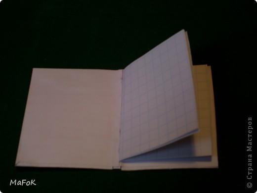 """Вот такие чёрно-белые блокнотики """"Зебра"""" и """"Далматинец"""" у меня получились. Просто у меня принтер только чёрно-белый. фото 9"""