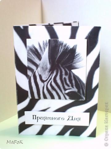 """Вот такие чёрно-белые блокнотики """"Зебра"""" и """"Далматинец"""" у меня получились. Просто у меня принтер только чёрно-белый. фото 13"""