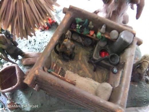 Подворье Бабы Яги фото 8