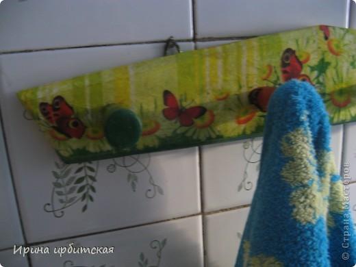 Использовала две салфетки и акриловые краски, сверху бесцветный лак! фото 2