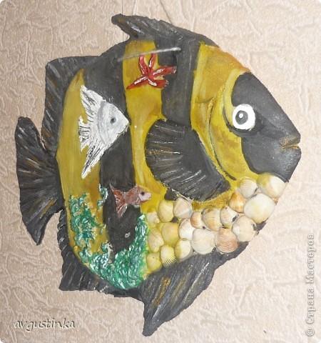 """Рыбка """"Мини-аквариум"""" фото 1"""