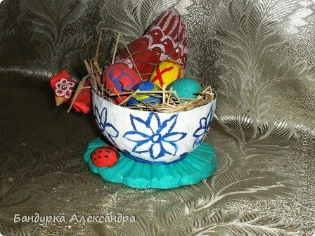 Скоро Пасха! Рябушка уже готовится к празднику. фото 2