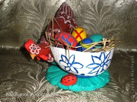 Скоро Пасха! Рябушка уже готовится к празднику. фото 1